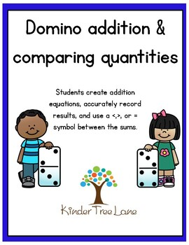 Domino addition and comparing quantities