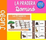 Dominó de la Pradera  | Pack de juegos| Spanish Resources