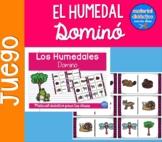 Dominó del Humedal  | Pack de juegos| Spanish Resources