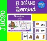 Dominó del Océano | Pack de juegos| Spanish Resources