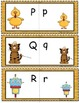 Domino des lettres  (Letter Recognition & Identification activities)