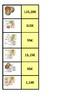 Domino euros dominoes money