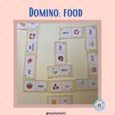 Domino: food