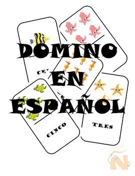 Domino in Spanish