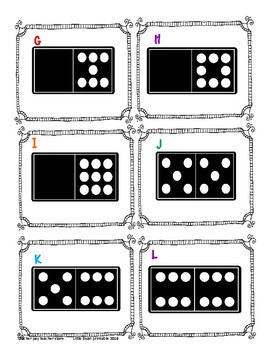 Domino match-up
