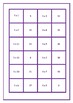 Dominoes 3 Times Table Game