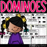 Dominoes Activities   Printable and Digital