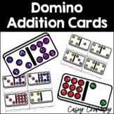 Dominoes Addition Cards 99 Cards!
