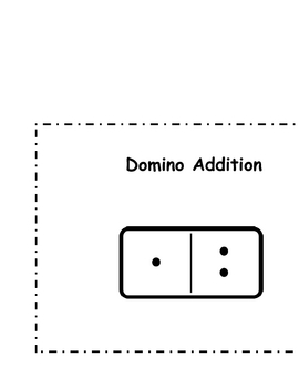 Dominoes Addition Match