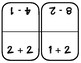 Dominoes Addition/Subtraction/Ten Frames to 10