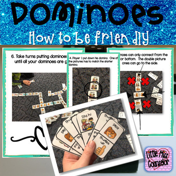 Dominoes Bundle with Mini Lessons