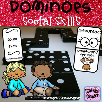 Dominoes: Game and Mini Lesson on Social Skills