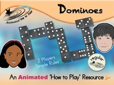 Dominoes - How to Play Resource -Regular