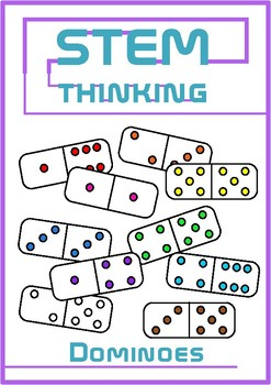 Dominoes Clip Art Illustrations Math Centers Games Activities 210 Images