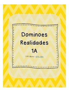 Dominoes (Realidades 1 - 1A)