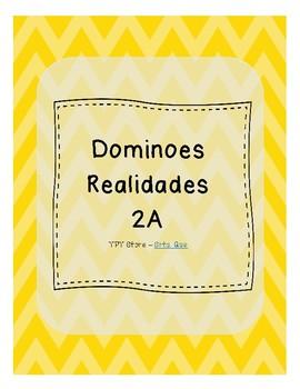 Dominoes (Realidades 1 - 2A)