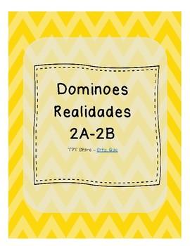 Dominoes (Realidades 1 - 2A & 2B)