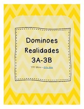 Dominoes (Realidades 1 - 3A & 3B)