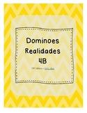 Dominoes (Realidades 1 - 4B)