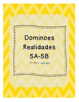 Dominoes (Realidades 1 - 5A & 5B)