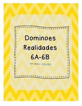 Dominoes (Realidades 1 - 6A & 6B)