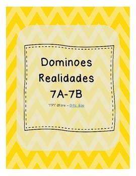 Dominoes (Realidades 1 - 7A & 7B)
