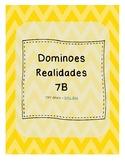 Dominoes (Realidades 1 - 7B)