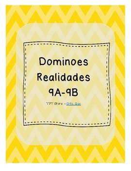 Dominoes (Realidades 1 - 9A & 9B)
