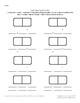 Dominoes Subtraction