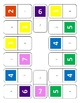 Dominoes Template - Great for English Language Learners