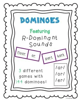 Dominoes feat. R-Dominant Words