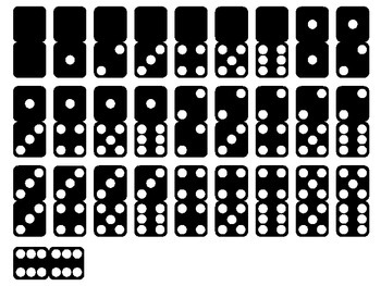 Dominos:  Hand on Manipulatives