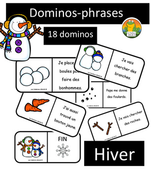 Dominos - Phrases - Hiver