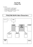 Don DeLillo: FALLING MAN - 4 lessons