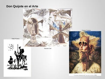 Don Quijote Intro Powerpoint