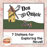 Don Quijote Lesson