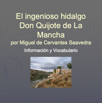 Don Quijote Powerpoint