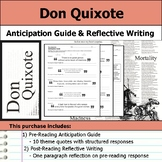 Don Quixote - Anticipation Guide & Reflection