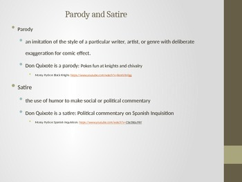 Don Quixote PPT