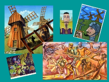 Don Quixote Power Point