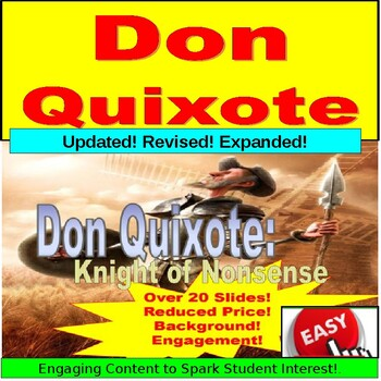 Don Quixote Ultimate PowerPoint