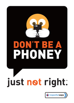 Don't Be A Phoney