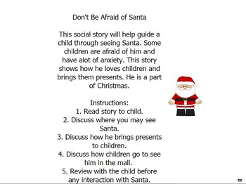 Don't Be Afraid of Santa