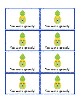 Don't Be Greedy: R Control Words (ar, er, ir, or, ur) Phonics Review Card Game