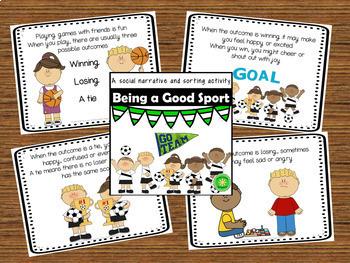 Sportsmanship Don't Be A Poor Sport