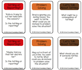 Don't Be a Tattling Turkey (Board Game and Activities)