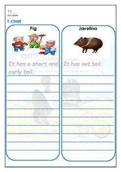 Dont Call Me Pig! A Javelina Story