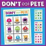 Don't Eat Pete Game