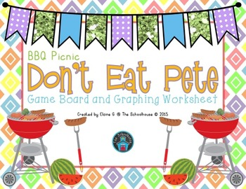 Don't Eat Pete Game - BBQ Picnic