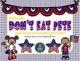 Don't Eat Pete Game - Patriotic